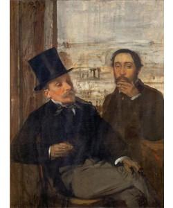 Edgar Degas, Degas et Valerne