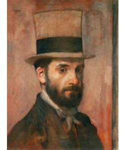 Edgar Degas, Leon Bonnat
