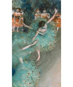 Edgar Degas, Tänzerinnen in Grün