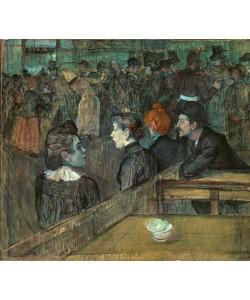 Henri de Toulouse-Lautrec, Le Moulin de la Galette
