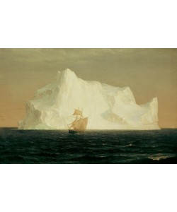Frederic Edwin Church, The Iceberg
