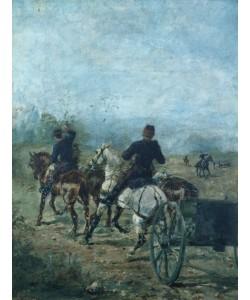 Henri de Toulouse-Lautrec, Le Bosc, Batterie d'Artillerie