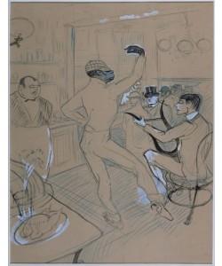 Henri de Toulouse-Lautrec, Chocolat dansant