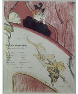 Henri de Toulouse-Lautrec, MISSIONNAIRE