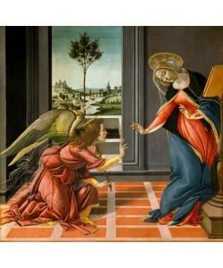 Sandro Botticelli, Verkündigung an Maria