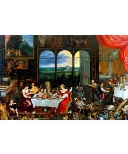 Jan Brueghel der Ältere, Allegorie der Sinne