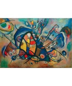 Wassily Kandinsky, Abstrakt Komposition (Feuervogel)