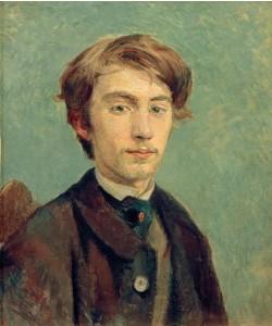 Henri de Toulouse-Lautrec, Portrait d'Émile Bernard