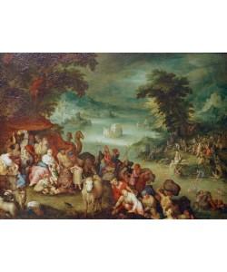 Jan Brueghel der Ältere, Sintflut
