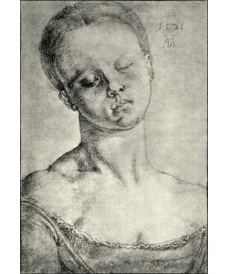 Albrecht Dürer, Die heilige Barbara