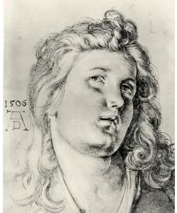 Albrecht Dürer, Engelkopf