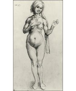 Albrecht Dürer, Nackte Frau