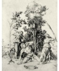 Albrecht Dürer, Der Tod des Orpheus