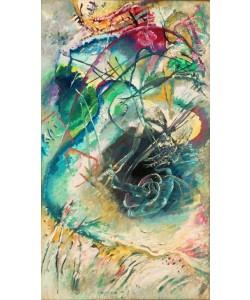 Wassily Kandinsky, Unbenannte Improvisation IV