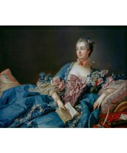 Francois Boucher, Madame de Pompadour