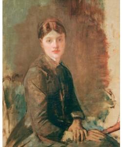 Henri de Toulouse-Lautrec, Porträt einer jungen Frau