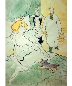 Henri de Toulouse-Lautrec, L'Artisan moderne