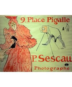 Henri de Toulouse-Lautrec, P.Sescau / Photographe