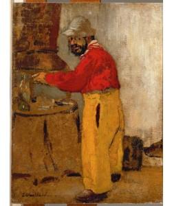 Henri de Toulouse-Lautrec, Henri de Toulouse-Lautrec, a Villeneuve sur Yonne, chez les Natansons