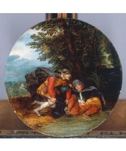 Pieter Brueghel der Jüngere, Der blinde Blindenführer