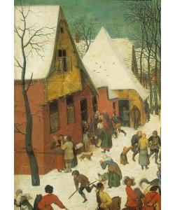 Pieter Brueghel der Jüngere, Der bethlehemitische Kindermord