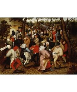 Pieter Brueghel der Jüngere, Der Hochzeitstanz