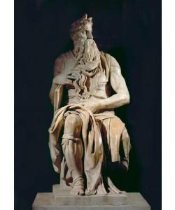 Michelangelo Buonarroti, Moses