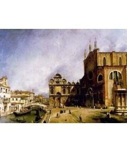 Giovanni Antonio Canaletto, Vista de Venecia