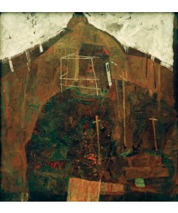 Egon Schiele, Rabenlandschaft