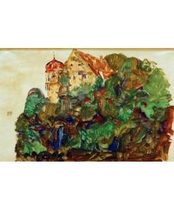 Egon Schiele, Deuring-Schlößchen