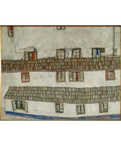 Egon Schiele, Fenster