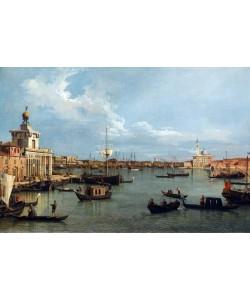 Giovanni Antonio Canaletto, The Bacino di San Marco from the Canale della Giudecca