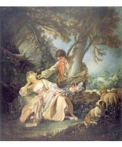 Francois Boucher, Der gestörte Schlaf
