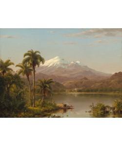 Frederic Edwin Church, Tamaca Palms