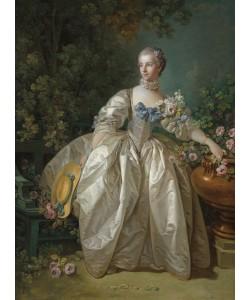 Francois Boucher, Madame Bergeret