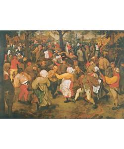 Pieter Brueghel der Jüngere, Hochzeitstanz
