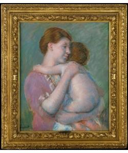 Mary Cassatt, Mother and Child