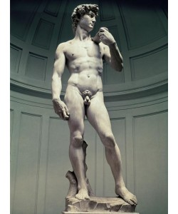 Michelangelo Buonarroti, David