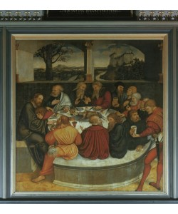 Lucas Cranach der Ältere, Altar Wittenberg