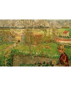 Pierre Bonnard, Vorfrühling (Les Pensées)