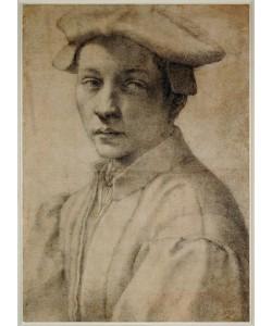 Michelangelo  Buonarroti, Portrait of Andrea Quaratesi