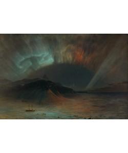 Frederic Edwin Church, Nordlicht (Aurora Borealis)