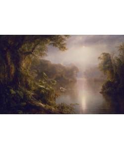 Frederic Edwin Church, El Rio de Luz (The River of Light), 1877