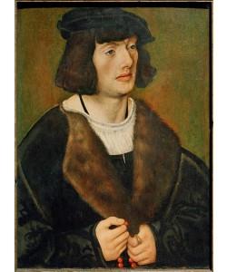 Lucas Cranach der Ältere, Bildnis eines Stifters