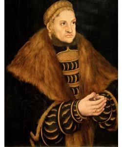 Lucas Cranach der Ältere, Johann der Beständige