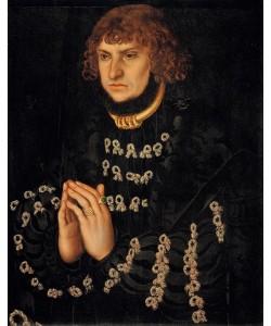 Lucas Cranach der Ältere, Friedrich der Weise