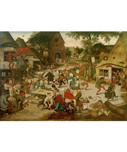 Pieter Brueghel der Jüngere, St. Georgs-Kirmes