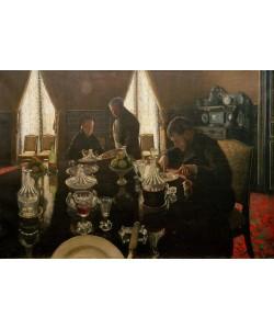 Gustave Caillebotte, Le déjeuner