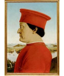 Piero della Francesca, Federigo III. Montefeltro