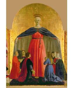 Piero Della Francesca , Schutzmantelmadonna